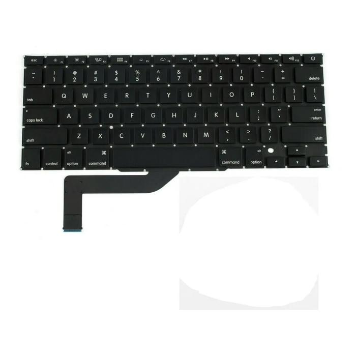 Teclado Ingles Macbook Pro Retina 15 A1398 Con Backligh