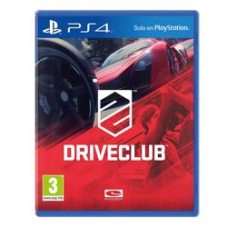 Juego Drive Club Playstation 4