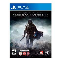 Shadow Of Mordor - Ps4 - Disco Fisico - Original - Usado