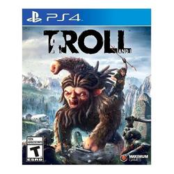 Troll And I - Ps4 - Disco Fisico - Juego Original