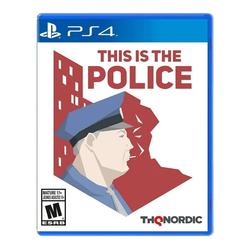 Juego Ps4 Playstation 4 This Is The Police Fisico Original