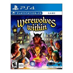 Werewolves Within - Ps4 - Disco Fisico - Original