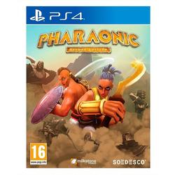 Pharaonic Deluxe Edition - Ps4 - Disco Fisico - Original